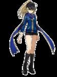 Artoria's Mysterious Heroine Clothes