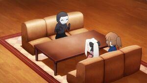Einzbern Consultation Room Assassin