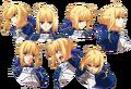 Saber ufotable Fate Zero Character Sheet2.png