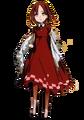 Tsubaki Kuruoka redesign.png