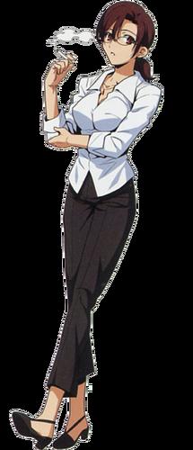 <small>Kara no Kyoukai</small>