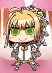 FGO Nero Claudius Bride April Fool