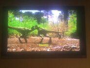Dance Tyrannosaurus Chicks