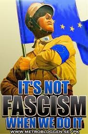 Not Fascism when we do it