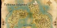 Ultima Online Map of the Tokuno Islands