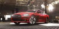 Dodge Charger SRT-8 (2012)