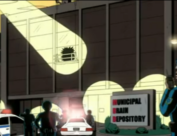 Municipal Brain Depository