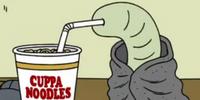 Randall Skeffington's penis