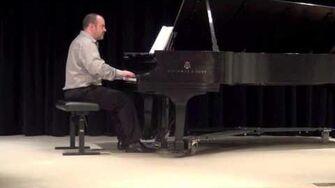 Georg Friedrich Handel, Gavotte and Variation-0