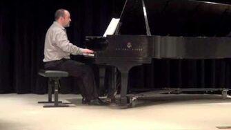 Carl Philipp Emanuel Bach, Little Scherzo
