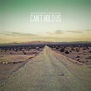 Can't Hold Us cover