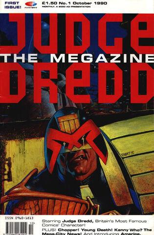 File:Judge Dredd Megazine 1.jpg