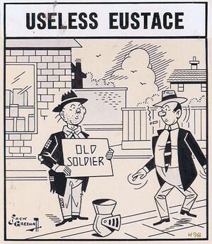 Greenall Useless Eustace