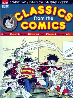 Classics from the comics 131