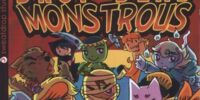 Drop Dead Monstrous