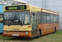 Arriva Southern Counties Maidstone centenary bus