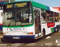 264 in Travel Merry Hill colors