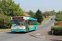 Arriva Kent & Sussex T285 JKM in Sevenoaks