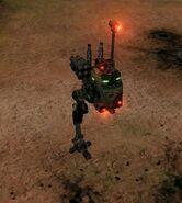 Sentinel missile