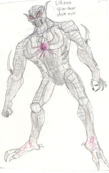Ultimate Spider-Slayer (ASM)