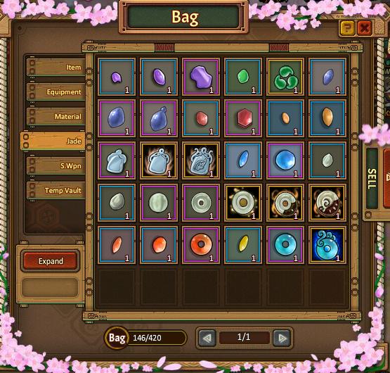 Jade-Bag
