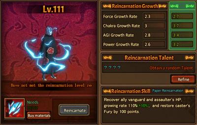 Reincarnation One Konan
