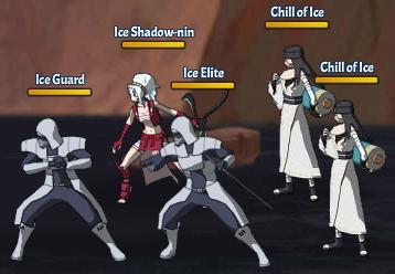Ice Mirage Land Fight 12