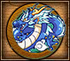 Pet Sky Wing Azure Dragon Small Grid