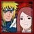 Minato & Kushina Icon