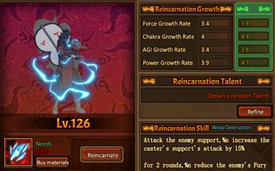 Reincarnation One Reanimated Madara