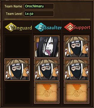 Team Orochimaru H