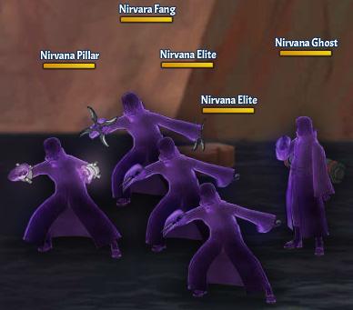 Nirvana Land Fight 26