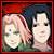 Sasuke & Sakura Icon