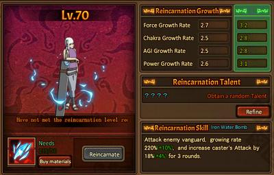 Reincarnation Suigetsu