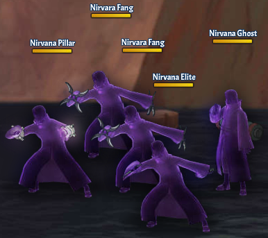 Nirvana Land Fight 11