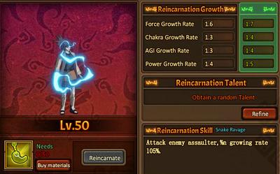 Reincarnation One Anko