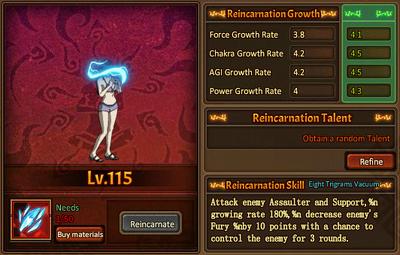 Reincarnation One Cool Hinata