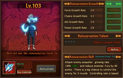 Reincarnation One Tobirama