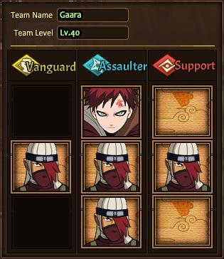 Team Gaara N
