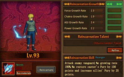 Reincarnation One Minato