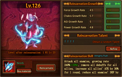 Reincarnation One Reanimated Nagato