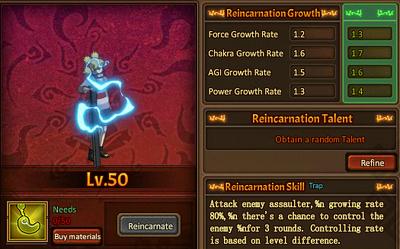 Reincarnation One Temari