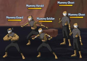 Ghostdom Land Fight 17