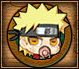 Pet Baby Naruto Small Grid