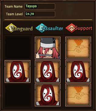 Team Tayuya H