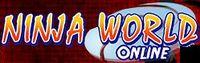Ninja world online logo