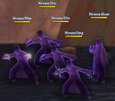 Nirvana Land Fight 1