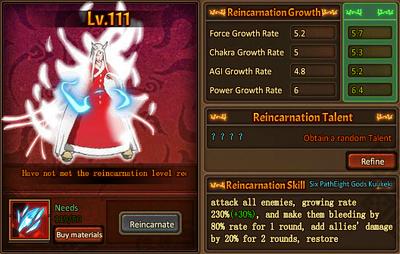 Reincarnation One Ohtsutsuki Kaguya