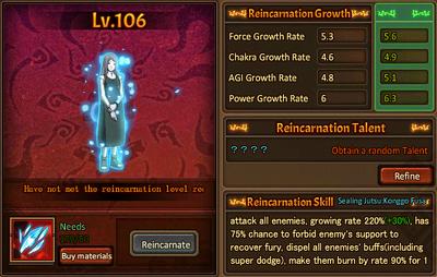 Reincarnation One Uzumaki Kushina
