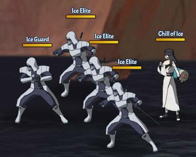 Ice Mirage Land Fight 16